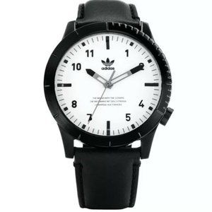 Adidas Men's Cypher Lx1 Z06005-00 Black Leather